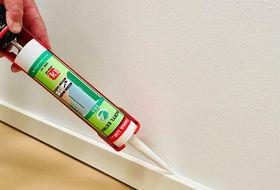 Ny akrylfuge komplimenterer Dana Lims sortiment til Svanemærket byggeri
