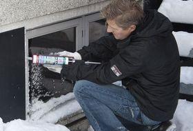 Sådan løser du fugeopgaver på kolde vinterdage