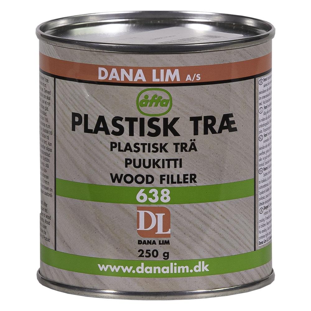 Plastiskt Trä 638