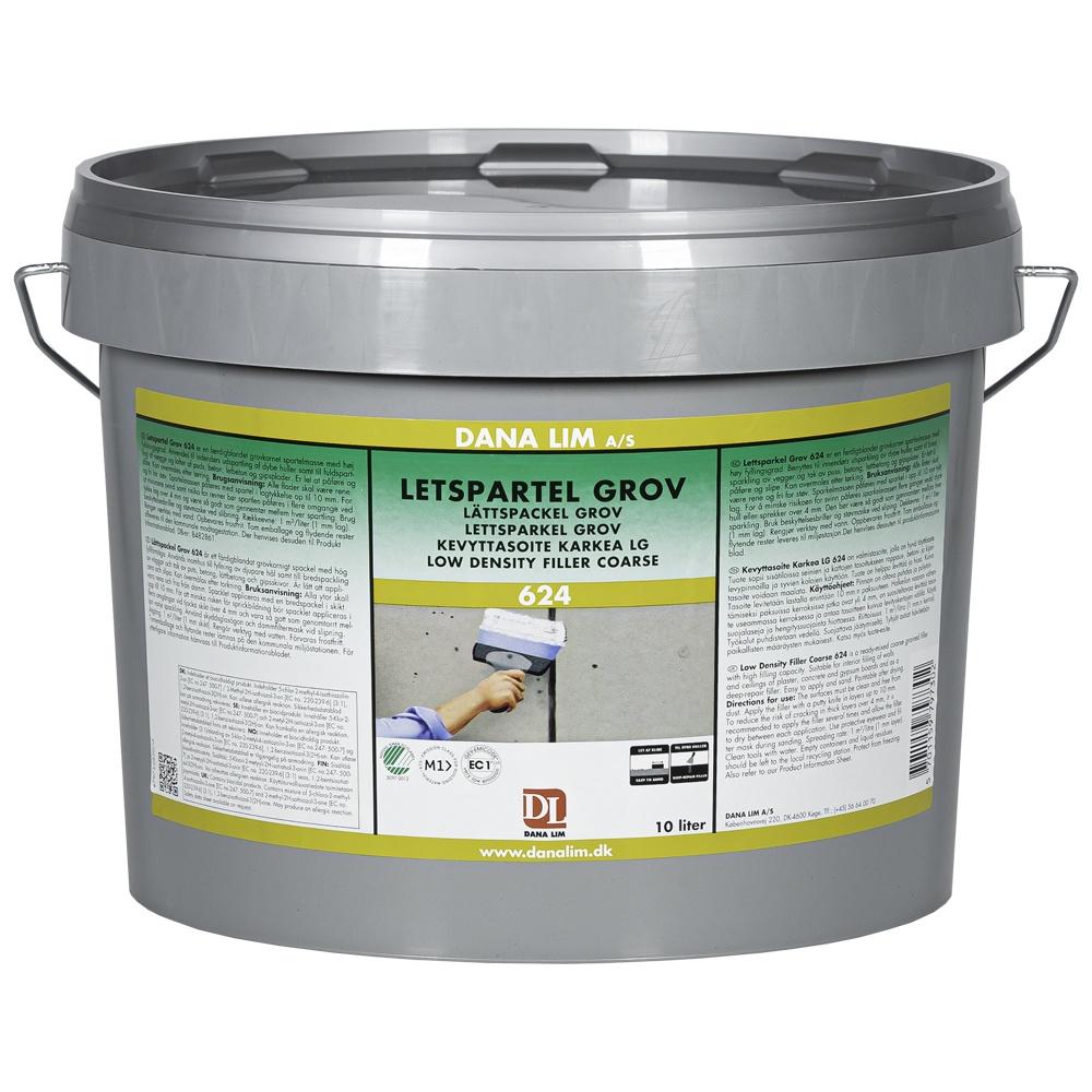 Low Density Filler Coarse 624