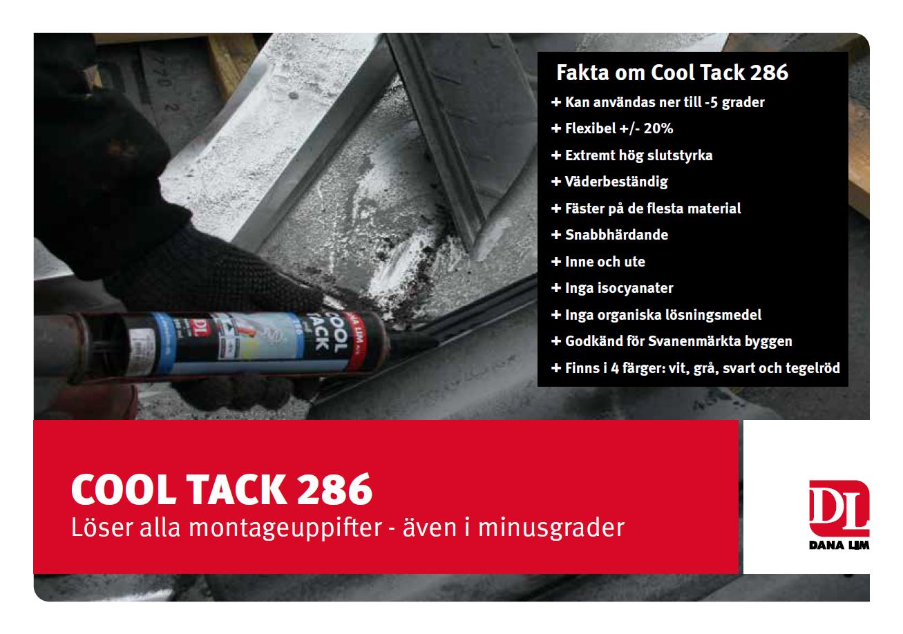 Cool Tack 286