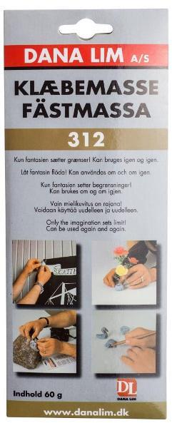 Klæbemasse 312
