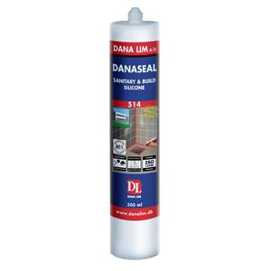 Danaseal Sanitary & Build Silicone 514
