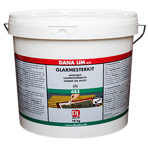 Linseed Oil Putty 683