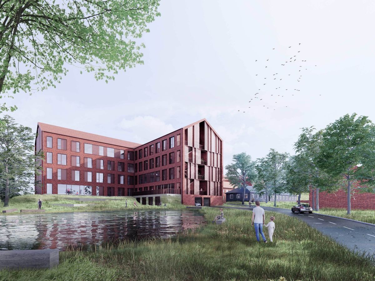 FRIIS & MOLTKE vinder konkurrencen om Odder Sundhedshus