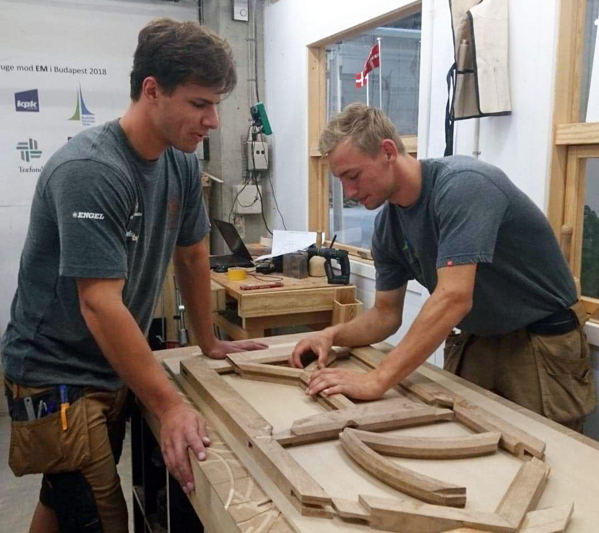 Vinduesproducent støtter op om danske håndværkertalenter til WorldSkills