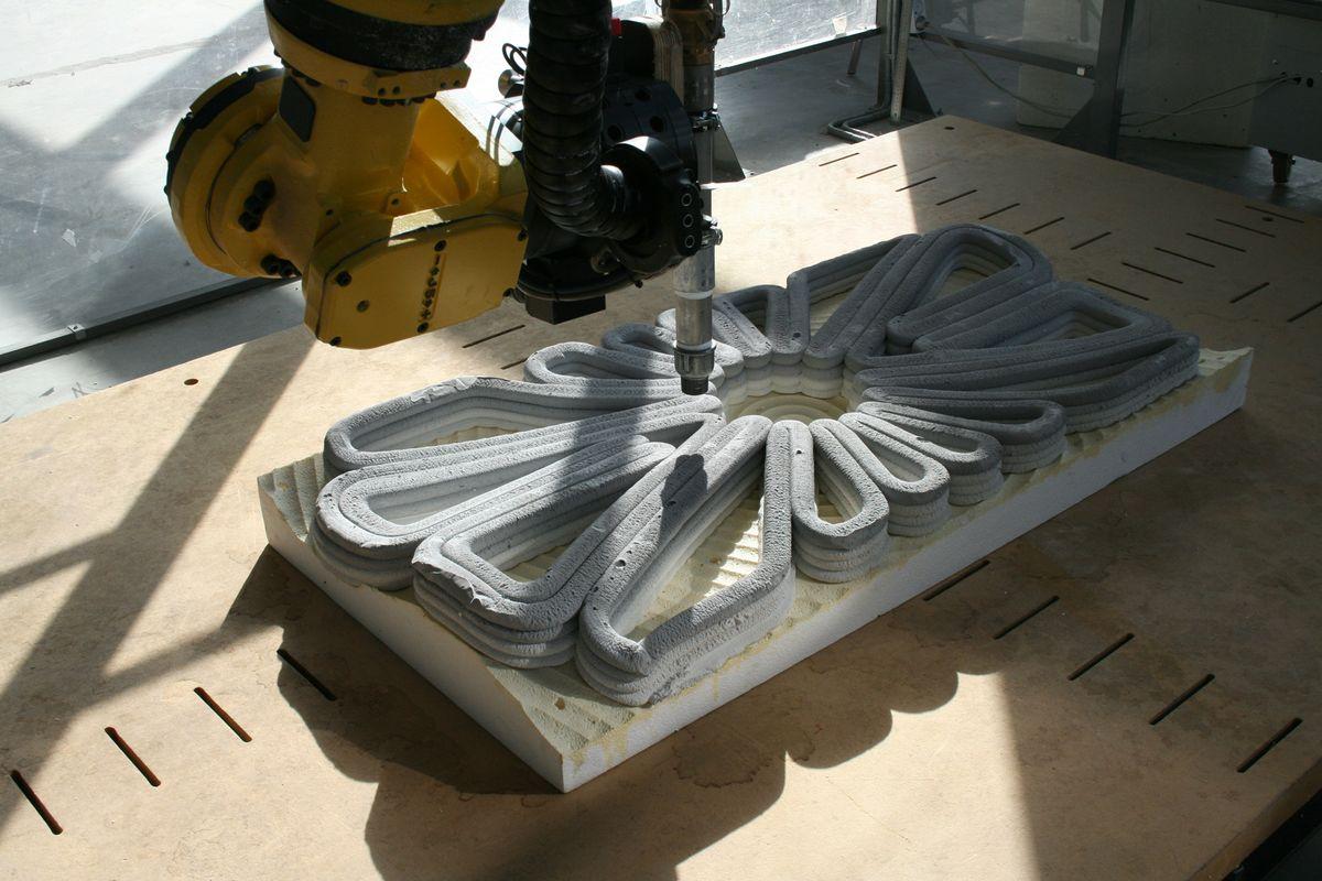 Teknologisk Institut: 3D-print kan løfte betonelementer ind i ny æra