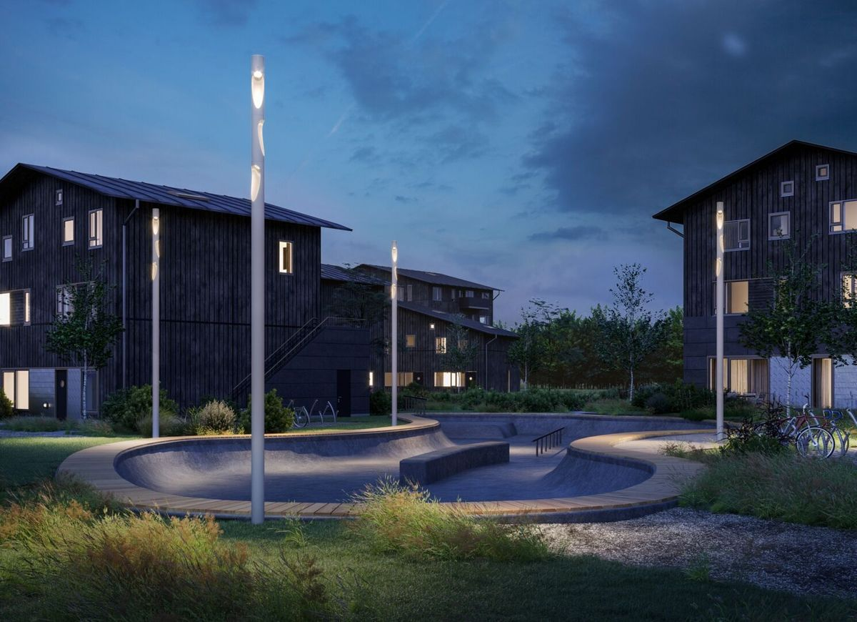 Iscenesættende lysdesign komplementerer moderne og klassiske byrum