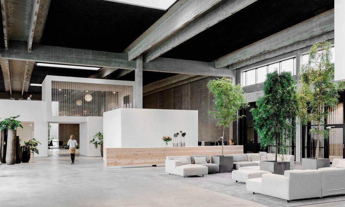 Ardess har skabt et hovedkvarter med plads til leg og ligeværdighed
