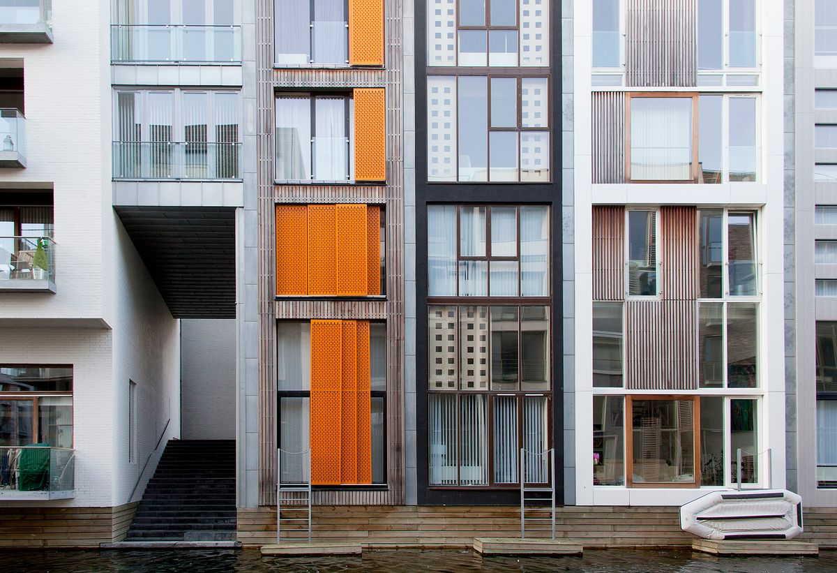 Sluseholmen – en dansk milepæl for byudvikling og boligbyggeri