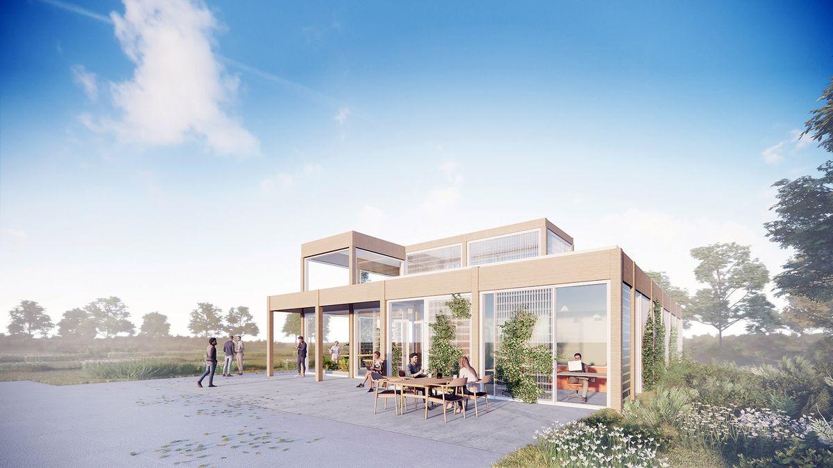 Æstetisk smukke laboratorier i hele Danmark