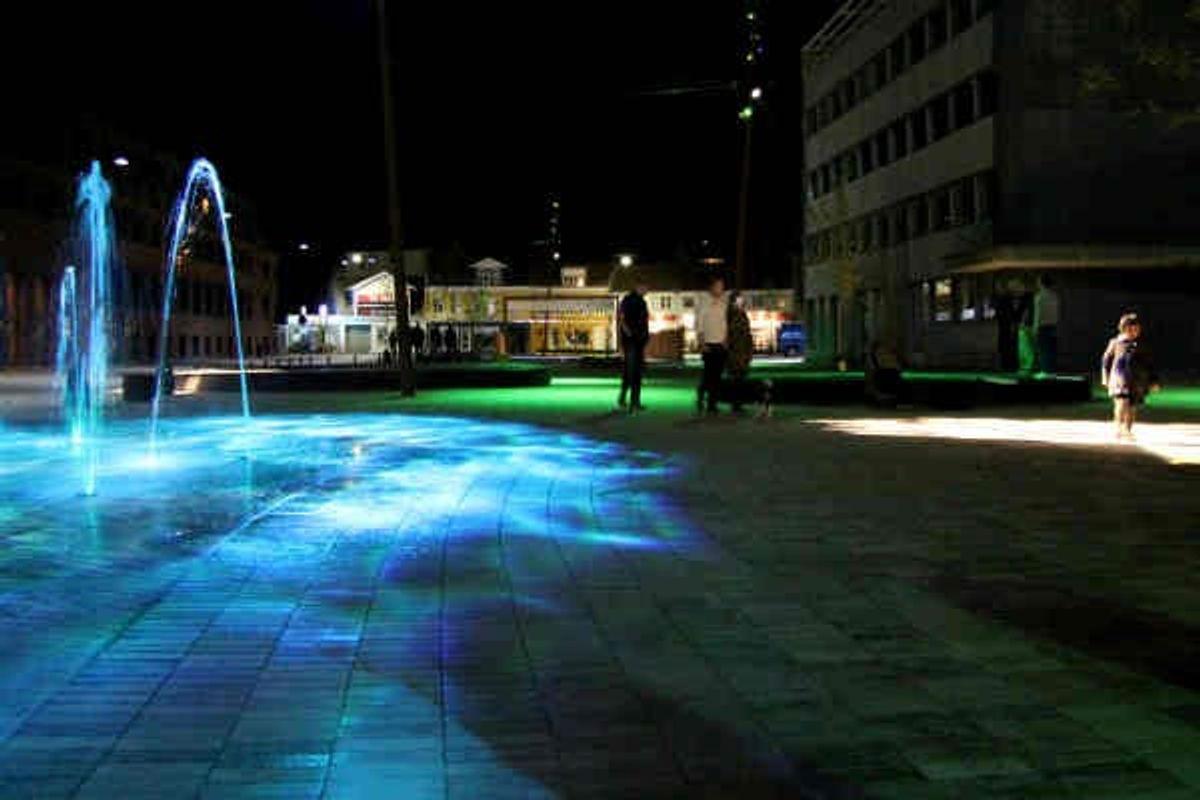 Jesper Kongshaug: Lyset er bygningens åndedræt