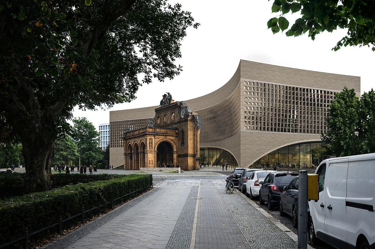 Dorte Mandrup vinder arkitektkonkurrence om nyt Eksilmuseum i Berlin