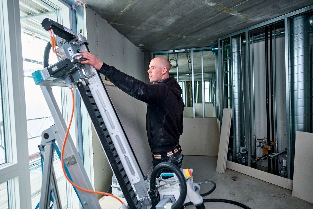 Kobots vil revolutionere byggebranchen og mindske nedslidning