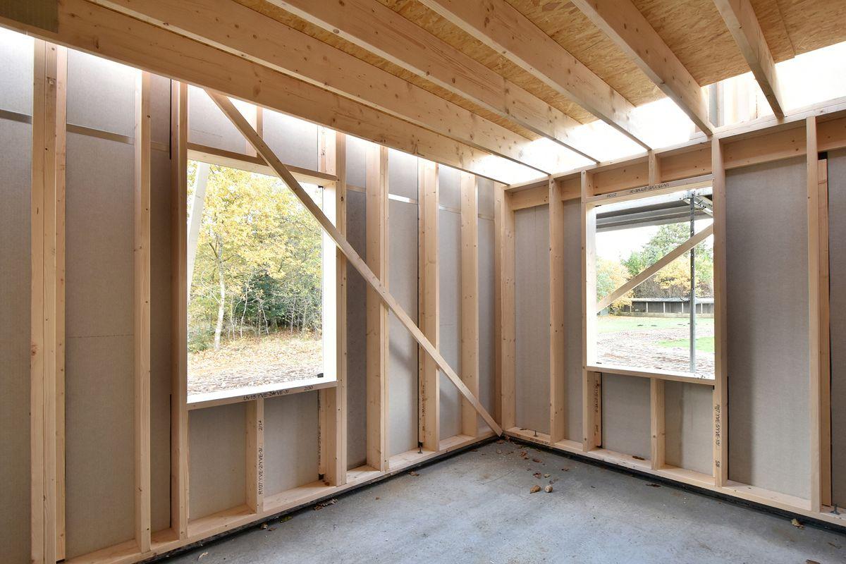 Palsgaard Spær ser en tendens til at gasbeton, beton og stål erstattes af træ