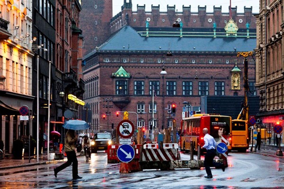 Thorbjørn Hansen, Kontraframe: Det smukke i det foranderlige