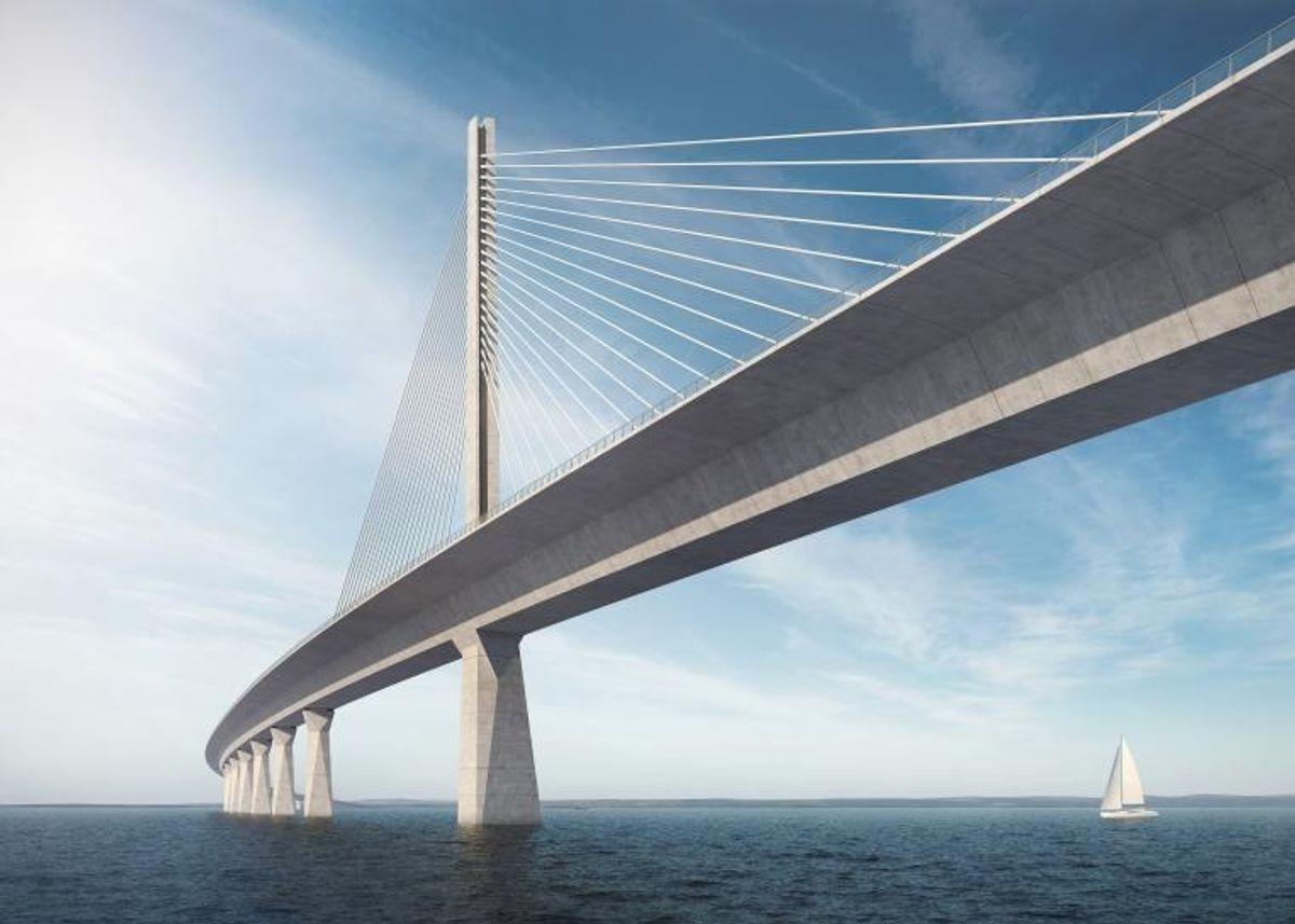 Rambøll Danmark er rådgiver på den nye Storstrømsbro