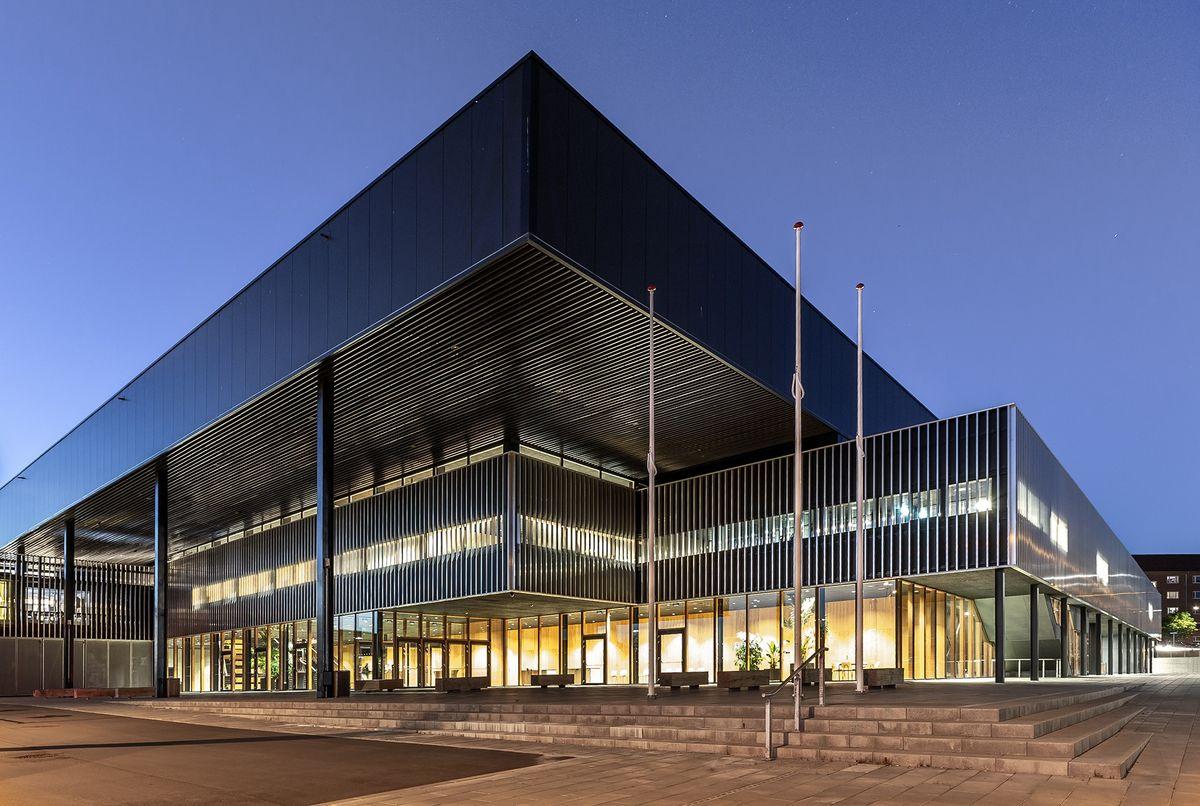 Arena Randers får ny multihal af LINK arkitektur