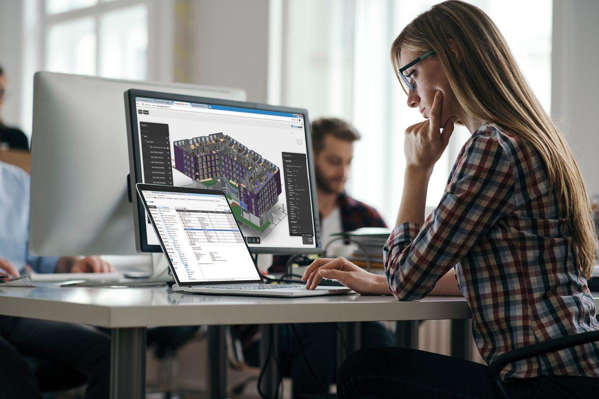 Alle byggeriets parter kan mødes i 3D