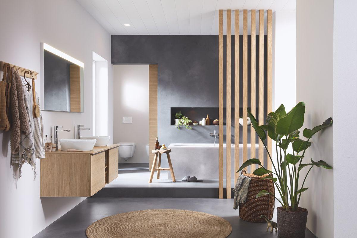 Ny komplet badeværelsesserie fra Duravit