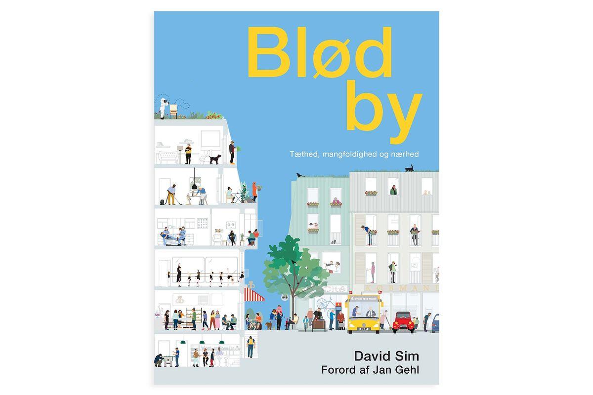 Ny udgivelse: Blød by af David Sim