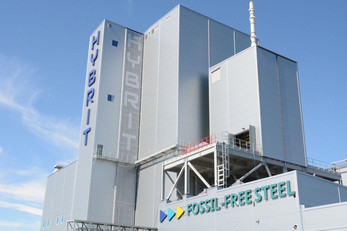 SSAB – En helt fossilfri stålproduktion venter forude