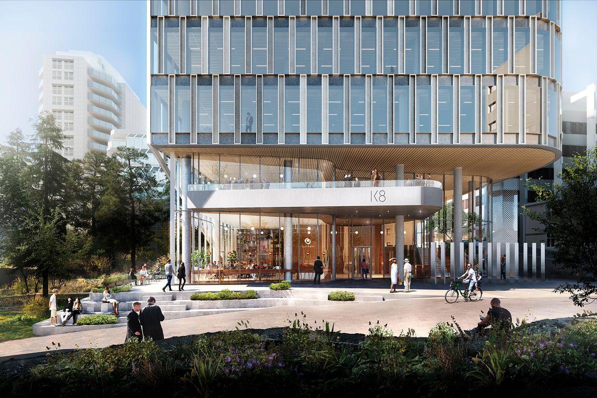 K8-projektet af Schmidt Hammer Lassen godkendes af Stavangers byråd