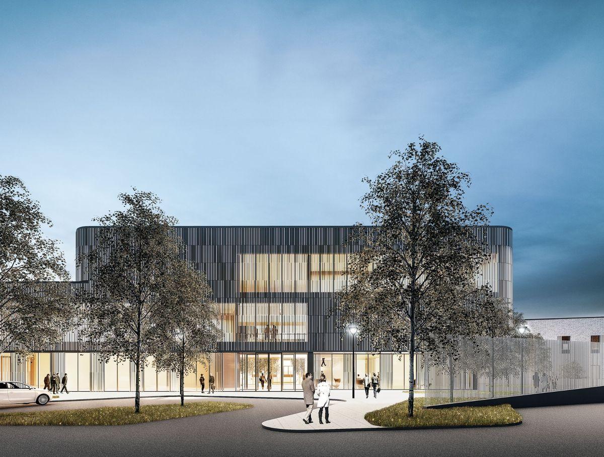 CF Møller vinder udvidelse af Tampere Universitetshospital i Finland