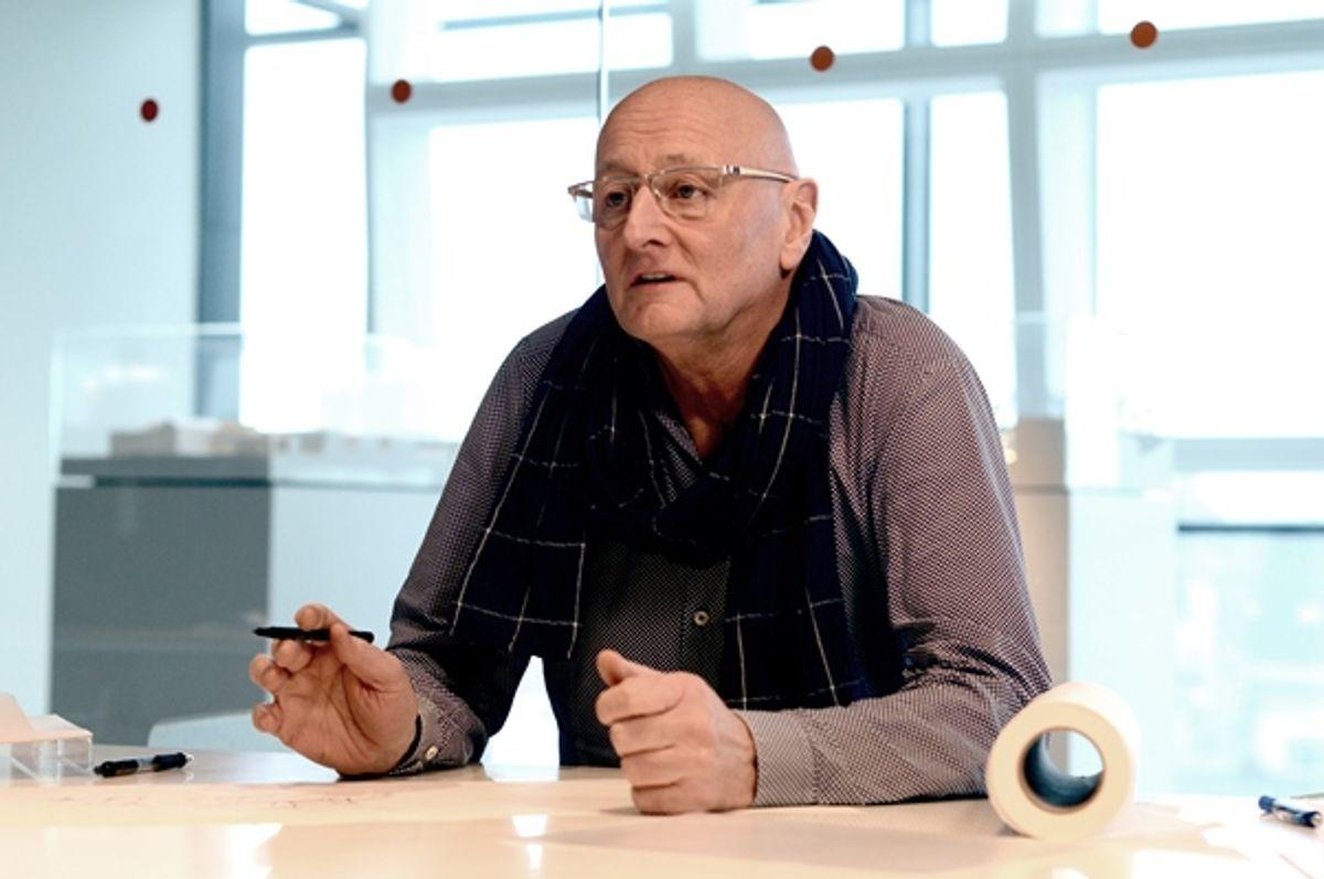 Portræt af John Lassen: Mennesket i centrum