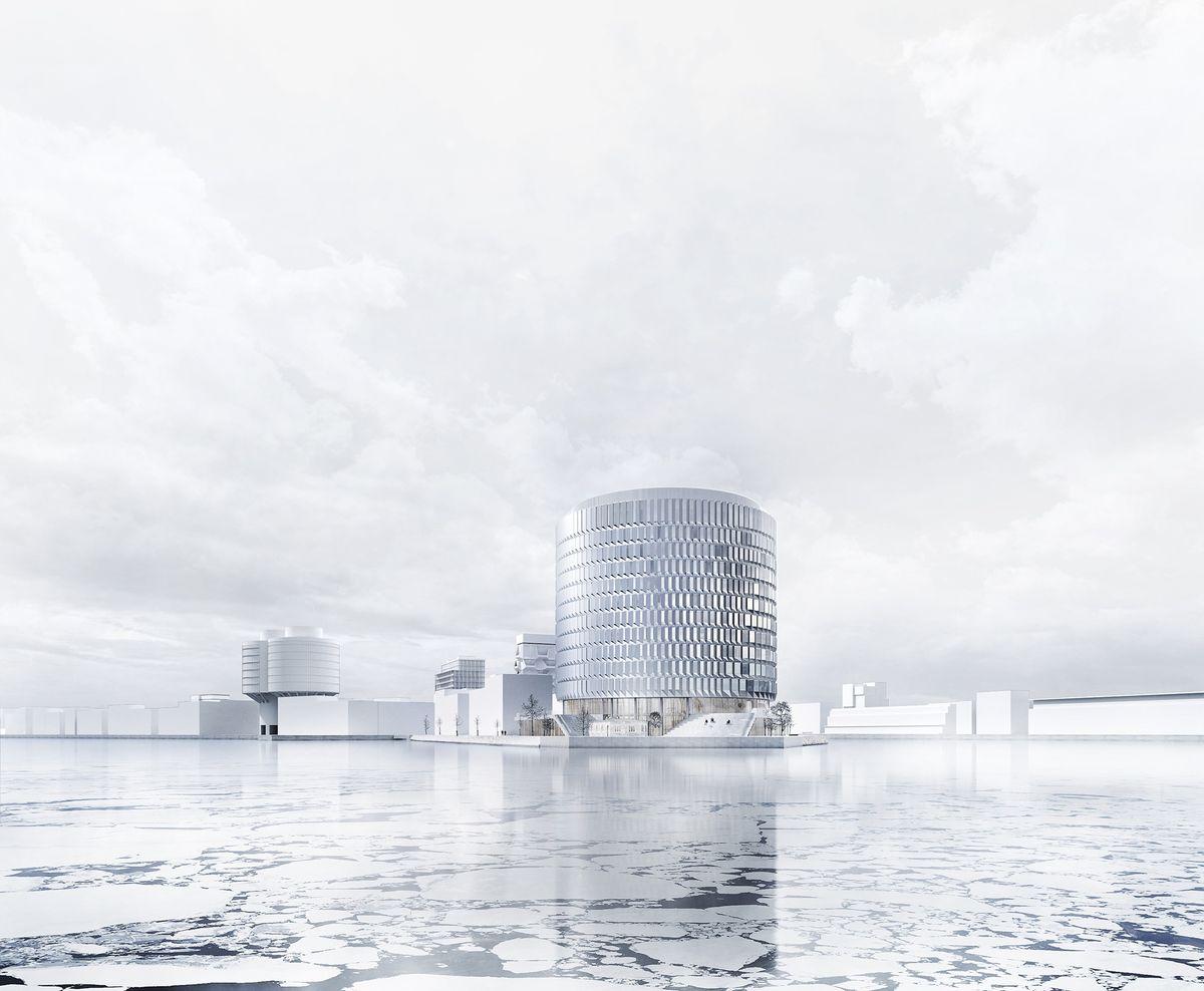 Pihl & Søn vinder totalentreprisen på PFAs kontorbygning Spidsen