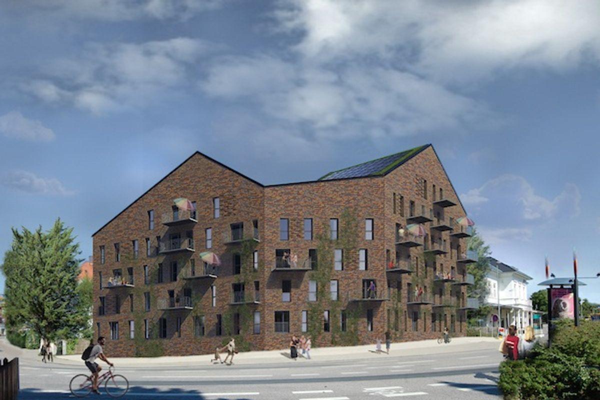 Fremtidens byggeri med Svanemærket