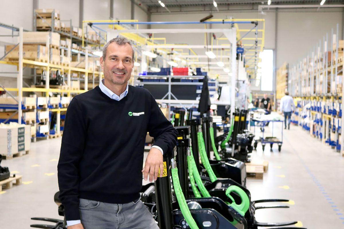 Steelwrist opruster med Jacob Flinthagen som ny Key Account Manager i DK