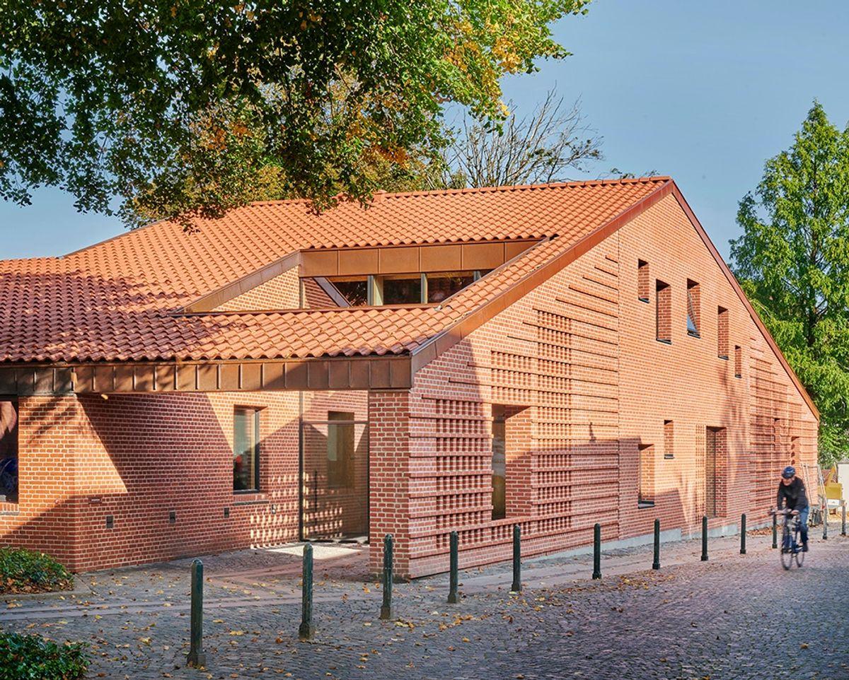 Kirkehus tegnet af Friis og Moltke vinder Bygningspræmieringsprisen