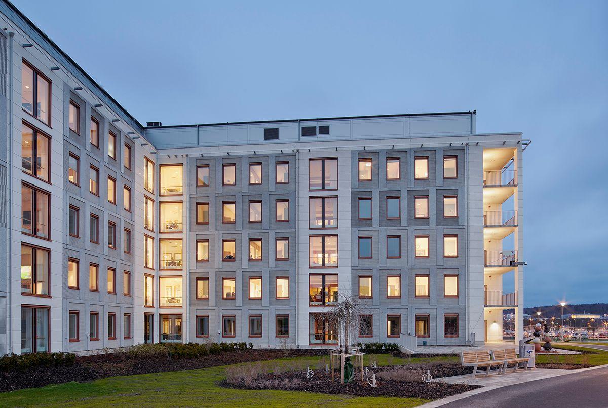 AART og Sweco står bag nyt sygehus i Sverige
