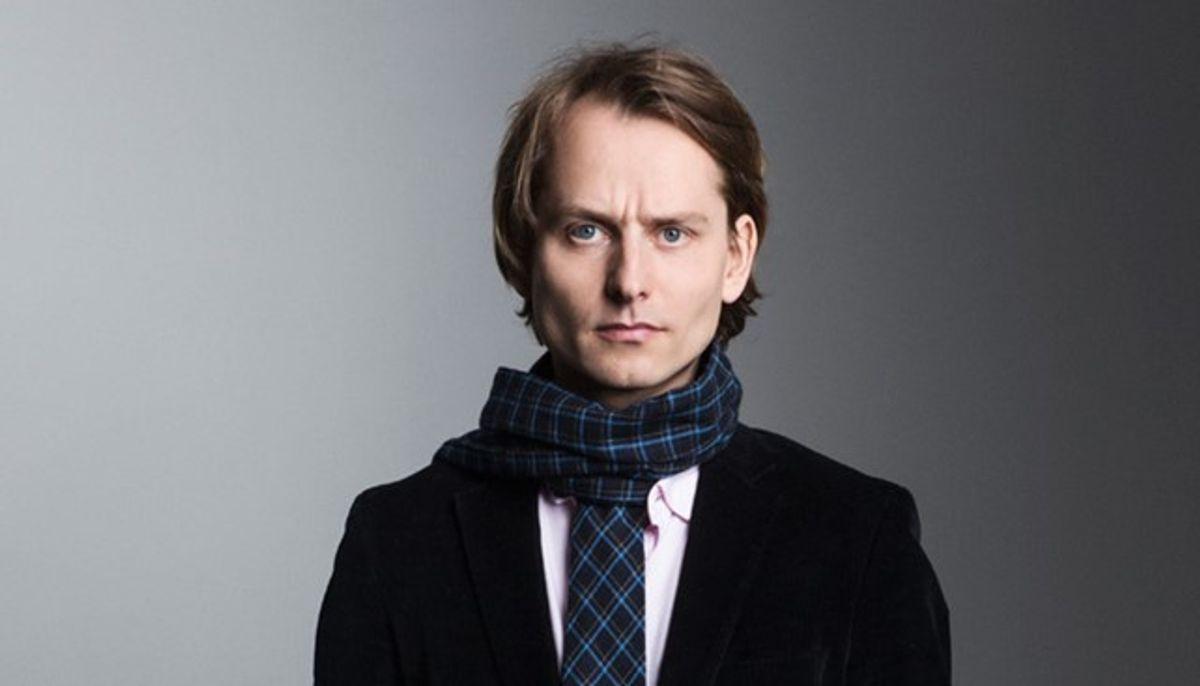 """Portræt af Øivind Slaatto: """"Jeg tror på, at det geniale kan opstå"""""""