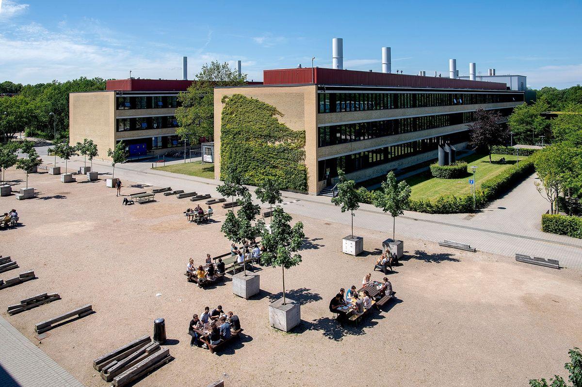 Projektkonkurrence om fornyelse af centralt torv på DTU