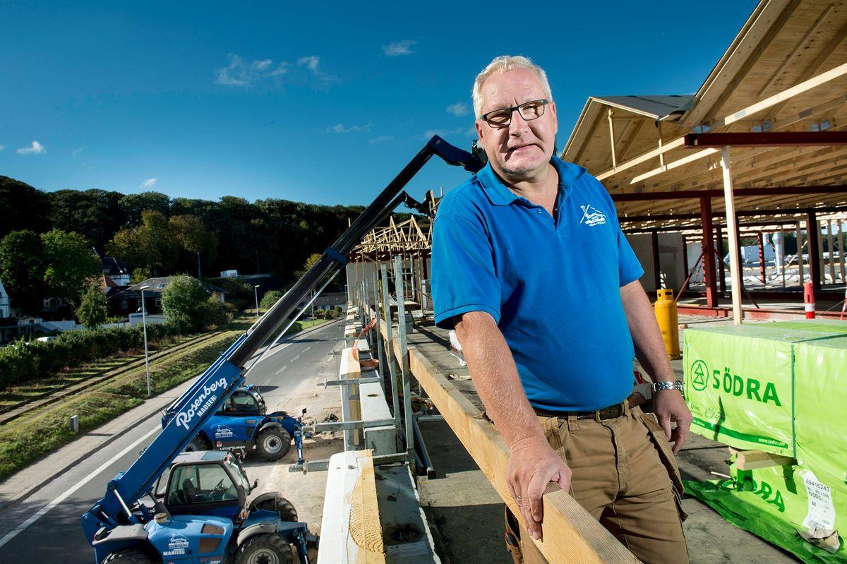 Håndværker-portræt: Tømrer- og glarmesterfirmaet Rosenberg Madsen