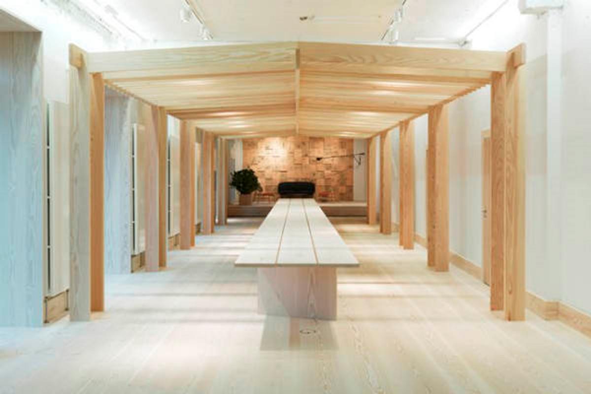 Dinesen: Restaurering med respekt for historien
