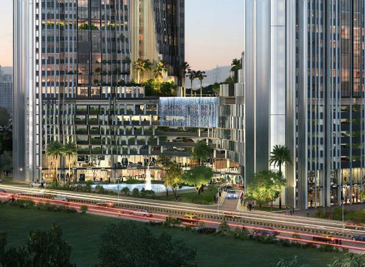 Upton-Hansen Architects:Holistisk design understøtter vertikale fællesskaber i Mumbai