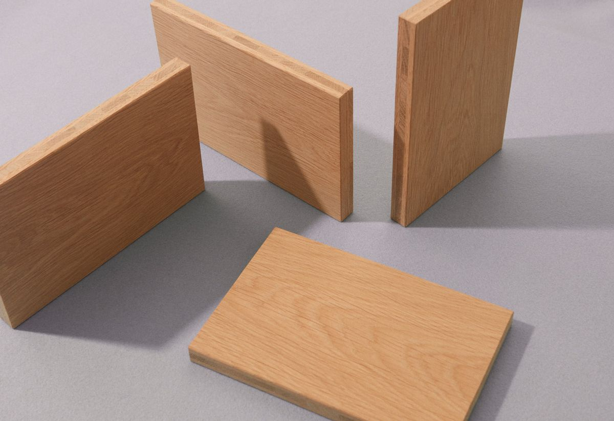 Dinesen introducerer nyt lamelopbygget gulv i 3-lags massiv eg