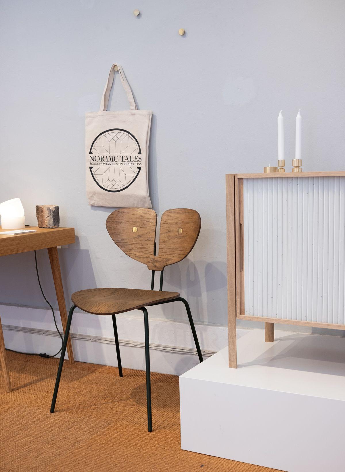 Nordic Tales lancerer første større møbel kollektion på 3 days of design
