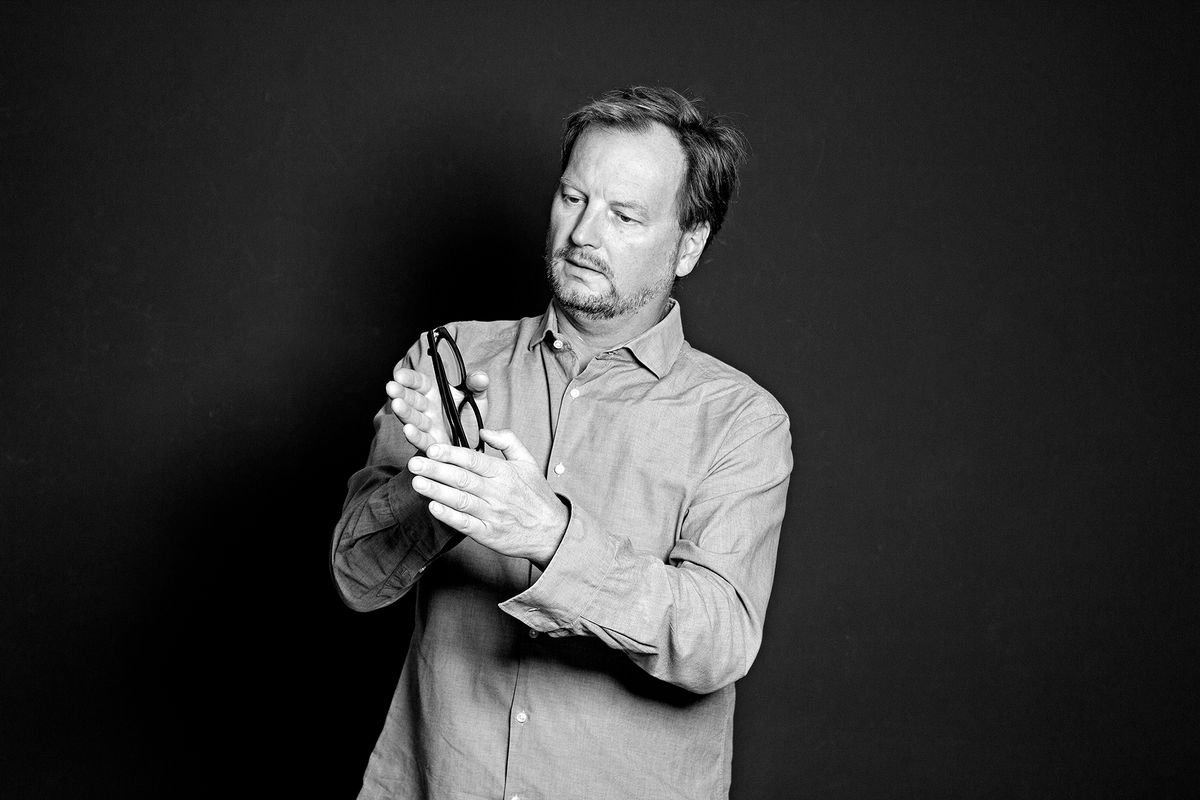 Portræt af Louis Becker fra Henning Larsen Architects