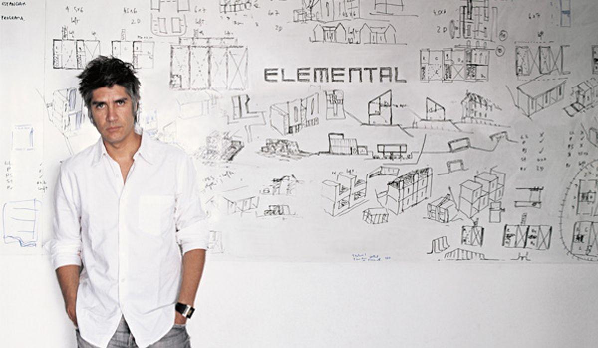 Portræt af Alejandro Aravena: Socialt ansvarlig arkitektur