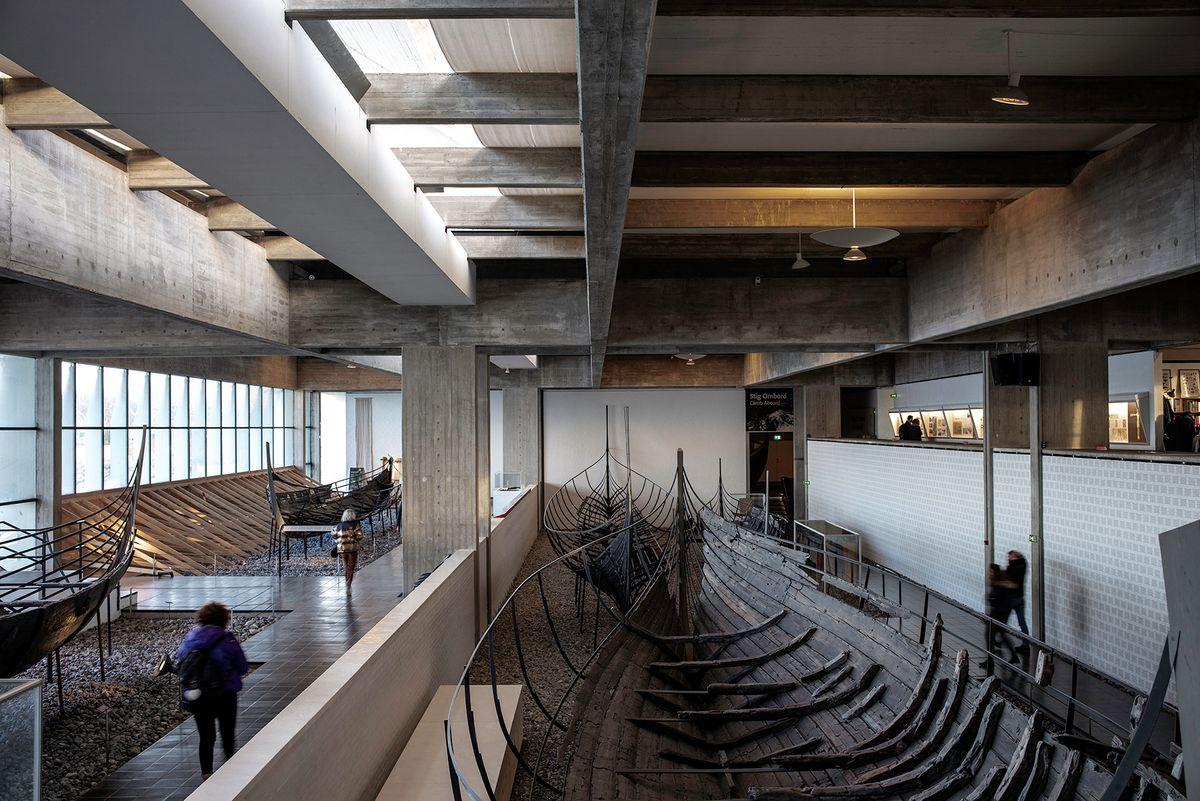 Vikingeskibshallen, Herlev Hospital og Tinghøj Vandreservoir får hæder