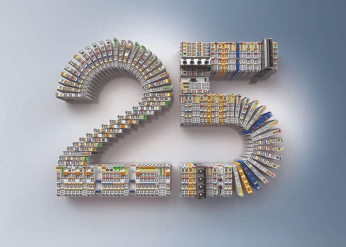 25 år med busterminal I/O: En revolutionerende idé kan fejre jubilæum