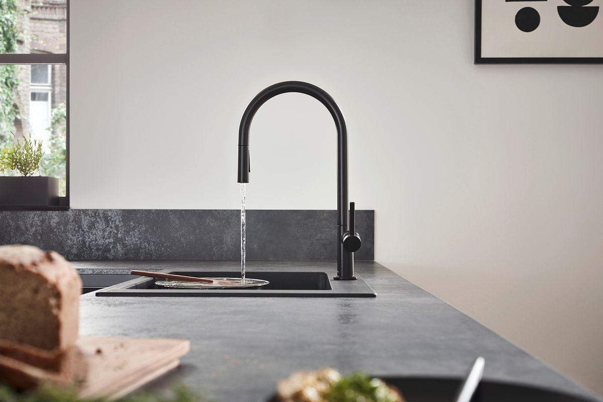 Talis M54 - nye elegante køkkenarmaturer fra hansgrohe