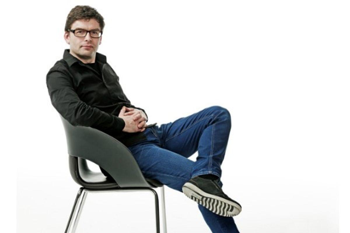 Thomas Pedersen: Form følger nysgerrighed
