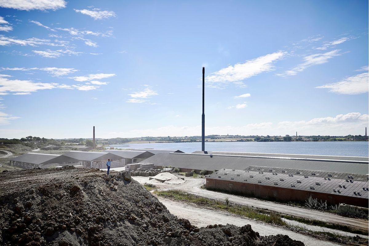 DANSKE TEGL: Danske mursten bliver grønnere