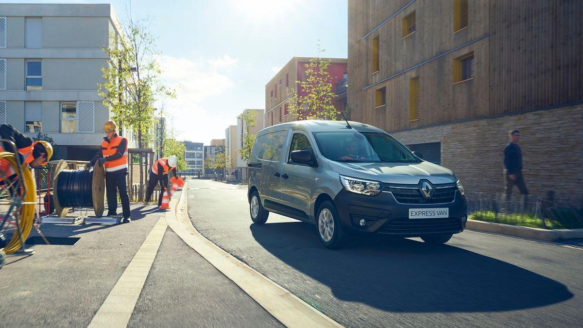 Dacia Dokker er blevet til Renault Express