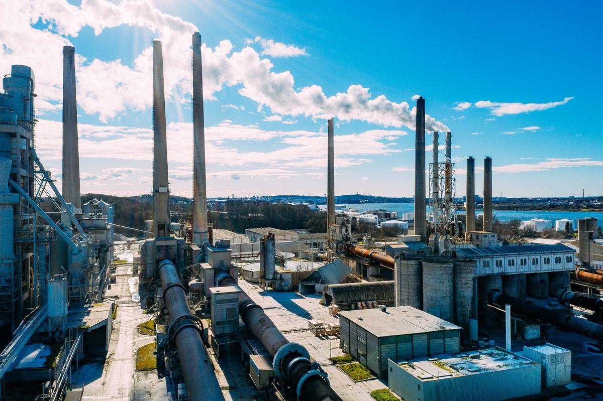 Aalborg Portland kobler sig på gasnettet i 2022